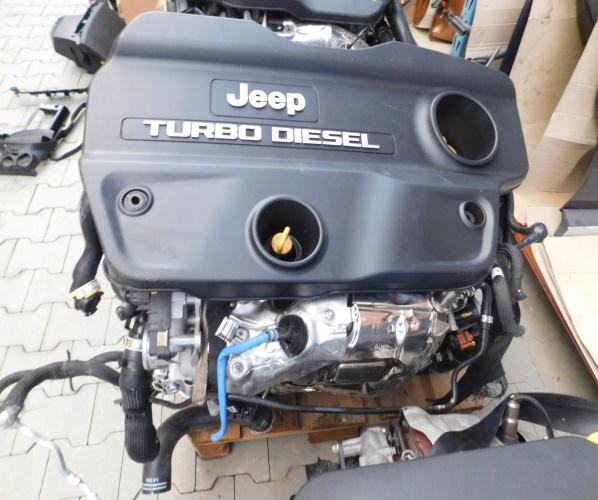 MOTOR COMPL. 1,6 JEEP COMPASS + CAJA DE CAMBIOS 2018R