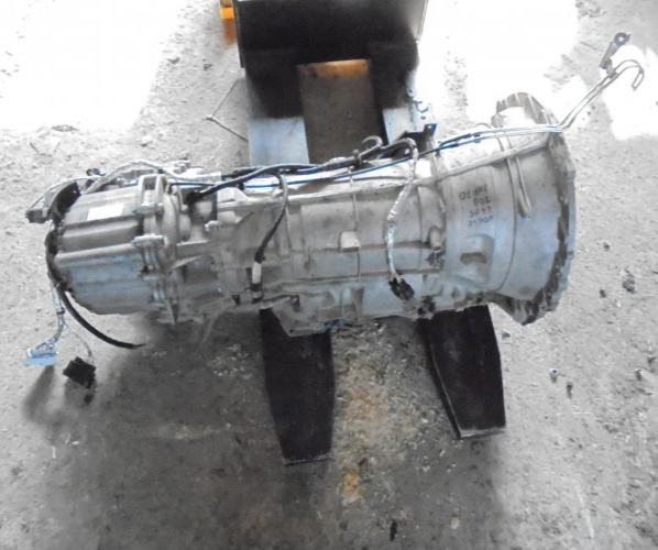 CAJA DE CAMBIOS RANGE ROVER VOGUE L405 8HP70 3.0 D