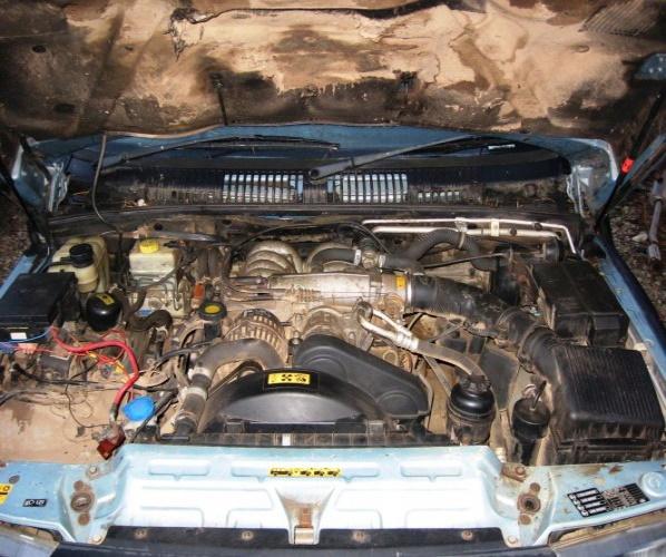 RANGE ROVER II P38 4.0 V8 MOTOR PELADO