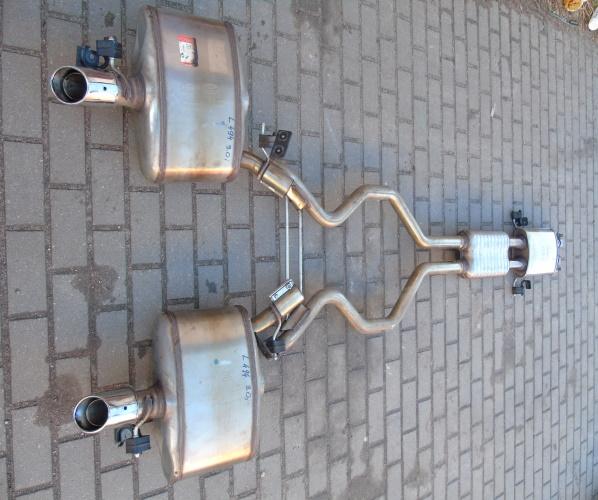 COMPL.ESCAPE RANGE ROVER SPORT L494 GASOLINA 1