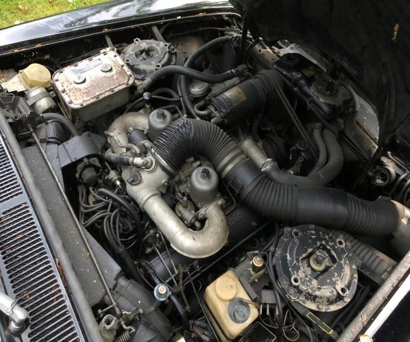 ROLLS ROYCE SILVER SHADOW MOTOR 6,75 V8 ENGINE 74
