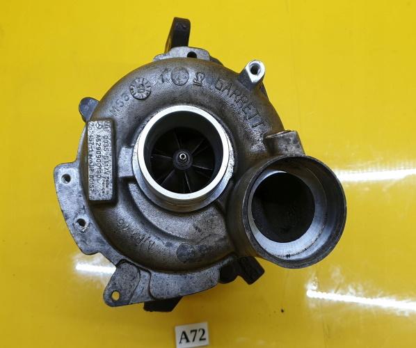 TURBO MERCEDES E420CDI W211 OM629