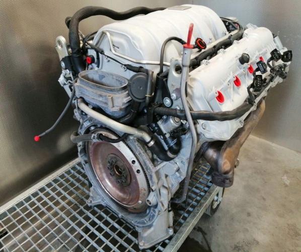 MOTOR COMPL. MERCEDES C W204 6,3 AMG 156985 156