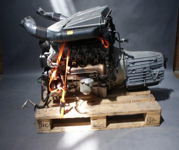 MERCEDES W171 SLK MOTOR AMG V8 CAJA COMPL.