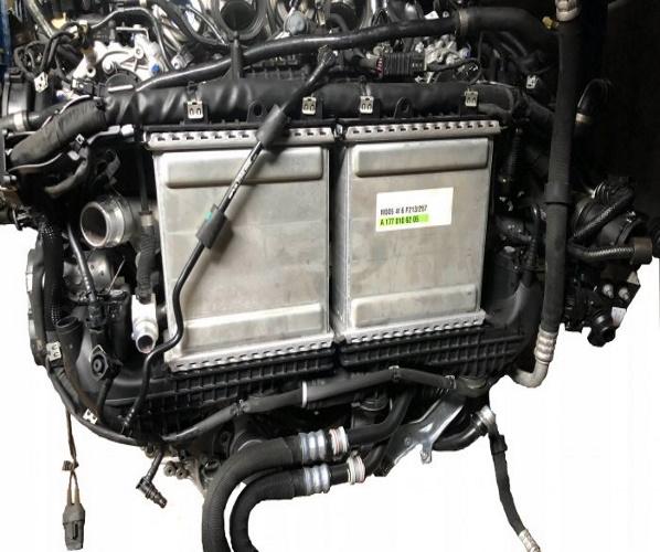 MOTOR COMPL.MERCEDES E W213 6.3 AMG 177980 612 PS