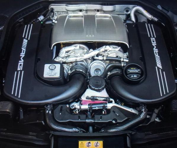 MOTOR MERCEDES W205 C63 AMG 10 177 980