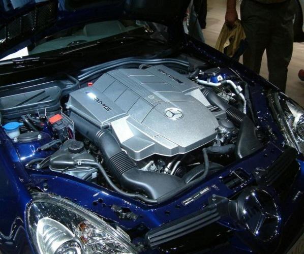 MOTOR MERCEDES AMG SLK W171 CLS V8 M113
