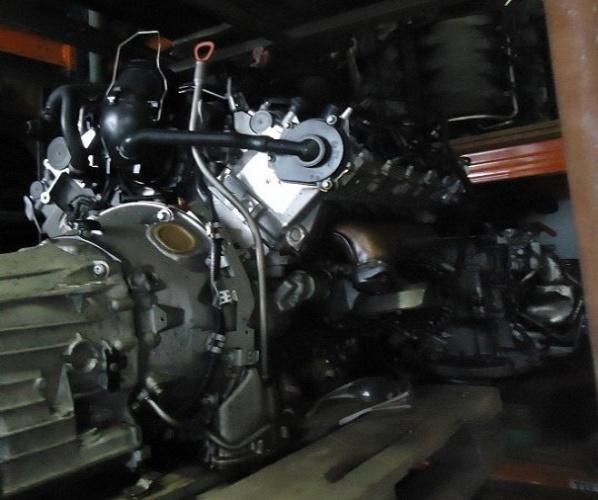 MERCEDES MOTOR OM 273 GASOLINA