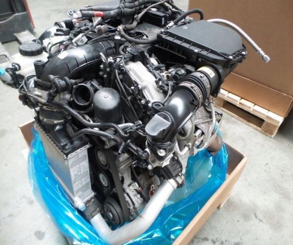 MERCEDES S320L W222 MOTOR 276.824 200KW 272PS 3.0