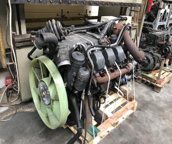 MOTOR MERCEDES ACTROS OM501V6 + CAJA DE CAMBIOS G211-16