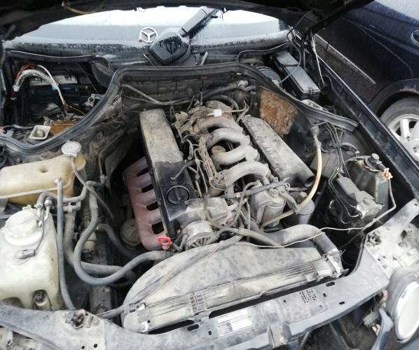 MOTOR COMPL. MERCEDES W124 2.5 D 94KM