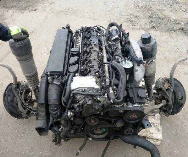 MOTOR MERCEDES E-CLASE W211 320CDI 3.2CDI 648961!