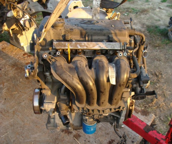 MERCEDES W209 W211 W164 MOTOR ENGINE 272 960 3.5 272010