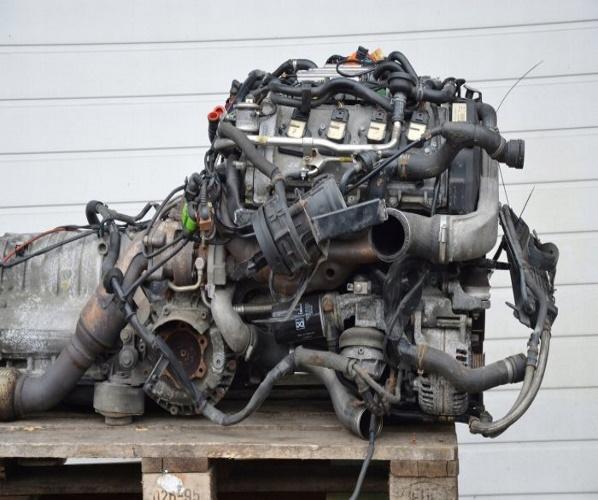 MOTOR AUDI RS6 4.2 BITURBO V8 BCY