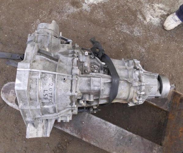 CAJA DE CAMBIOS TFSI AUDI A4 A5 Q5 A6 LSB