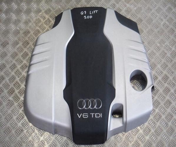 CUBIERTA MOTOR AUDI Q7 30TDI 4L0103925CE