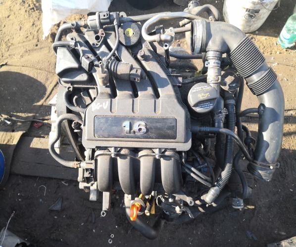 MOTOR VW GOLF V AUDI A3 8P OCTAVIA II 1.6 8V BGU