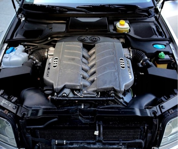 MOTOR AUDI A8 D2 6.0 W12 AZC
