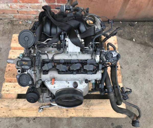 MOTOR AUDI A3 8P 1.6 FSI 85KW 115KM BAG 110