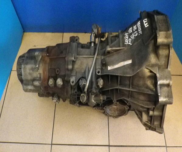 CAJA DE CAMBIOS 6 AUDI A4 A6 PASSAT B5 1.9 TDI ELN