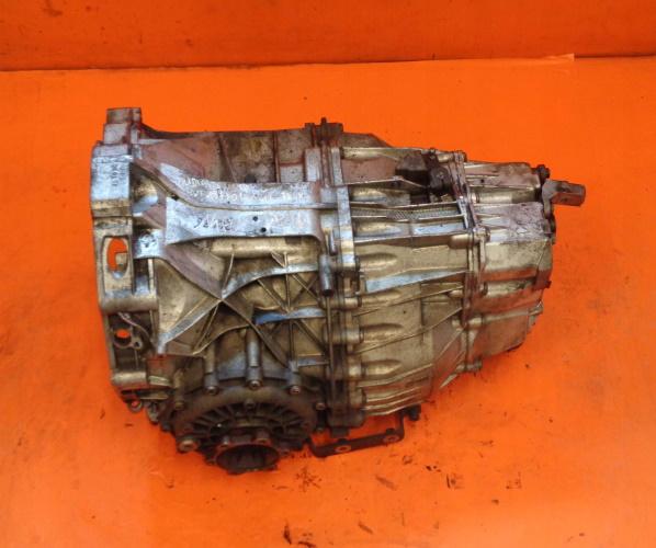 AUDI A4 B6 1.9 TDI CAJA DE CAMBIOS MULTITRONIC LLE