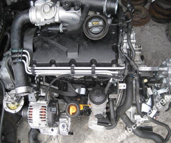 MOTOR AUDI VW SEAT SKODA 1.9 TDI BKC BXE BJB AVQ