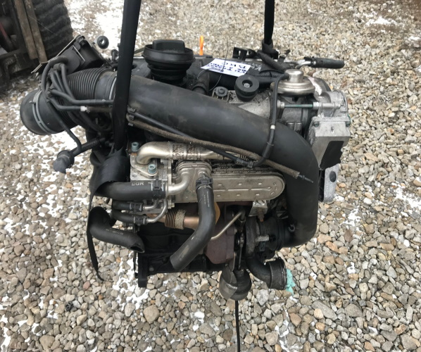 MOTOR VW PASSAT TOURAN GOLF SKODA AUDI SEAT BKC