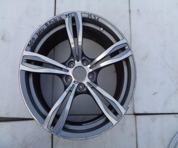 LLANTA ALUMINIO 20 BMW M-PACK 9,5X20 IS31