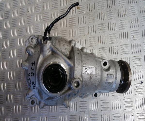 BMW X3 X4 F25 F26 3.5D PUENTE DIFERENCIAL FRENTE 8635030
