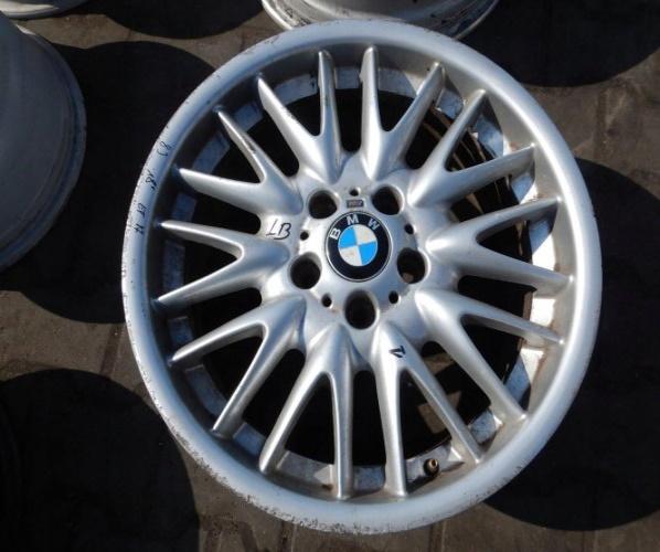 1X LLANTA BMW E46 18 5X120 ET47 8J ESTILIZADO