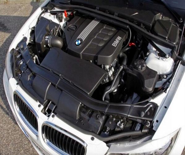 MOTOR BMW E90 2.0D 177KM N47D20C