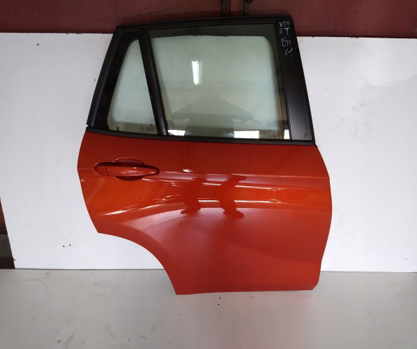 PUERTA BMW X1 E84 PRZWY TRASERO COLOR B44