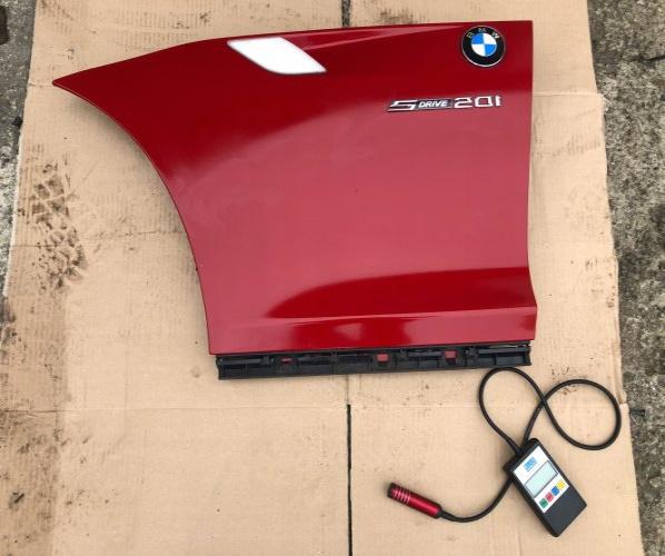 ALETA IZQY FRENTE BMW Z4 E89 MELBOURNEROT A75