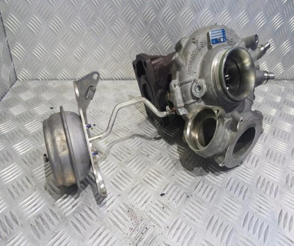 BMW F10 3.5D 313 KM TURBO 8508092