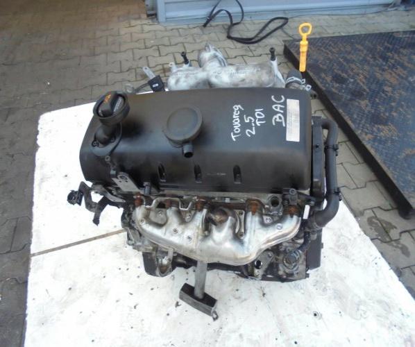 MOTOR BAC VOLKSWAGEN TOUAREG 2.5 TDI 92