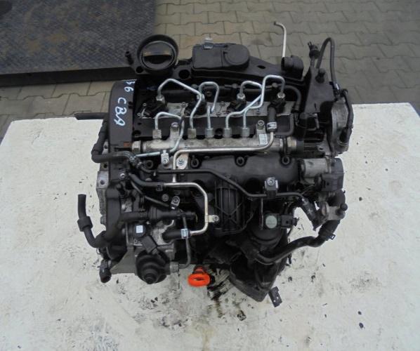 MOTOR VOLKSWAGEN PASSAT B6 2.0 TDI CBA 89