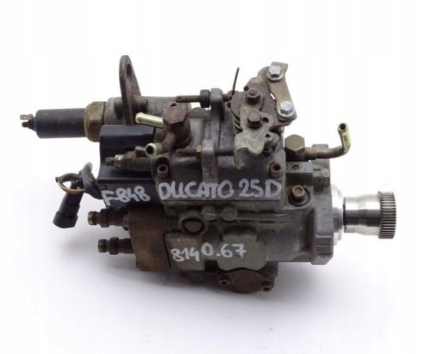FIAT DUCATO 2.5 D @ BOMBA INYECCIÓN 0460404084