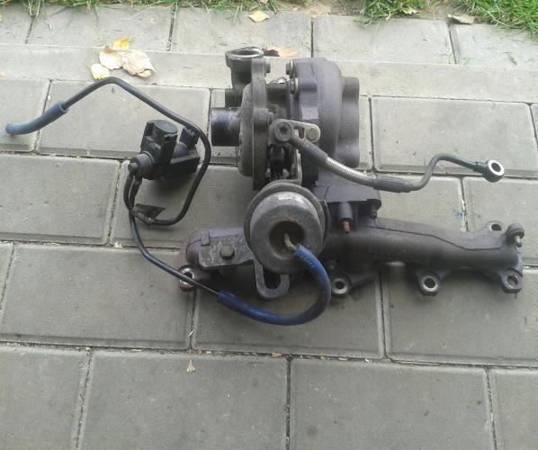 FIAT 1.3 M-JET JTD TURBO 54359700014