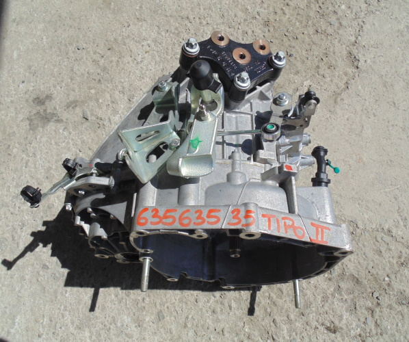 CAJA DE CAMBIOS 63563535 FIAT TIPO II 1.6D 16R