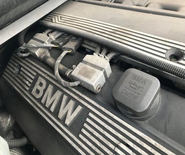 INSTALACIÓN DE GAS INCOMPL.ETNA BMW X5 3.0 E53 2004