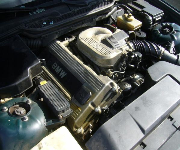 BMW Z3 E36 1.8 IS MOTOR COMPL.ENCENDIDO