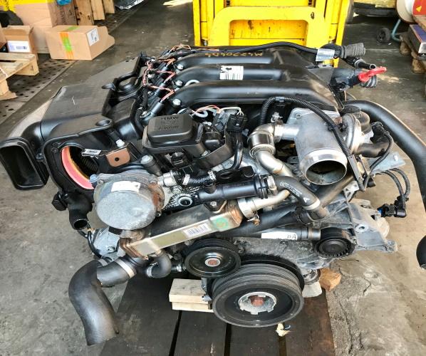 MOTOR BMW 120D, 320D E87, E90 2006R M47204