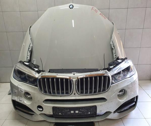 CAPOT CAPÓ FAROS RADIADORES BMW X5 F15 A300 M50D M-P