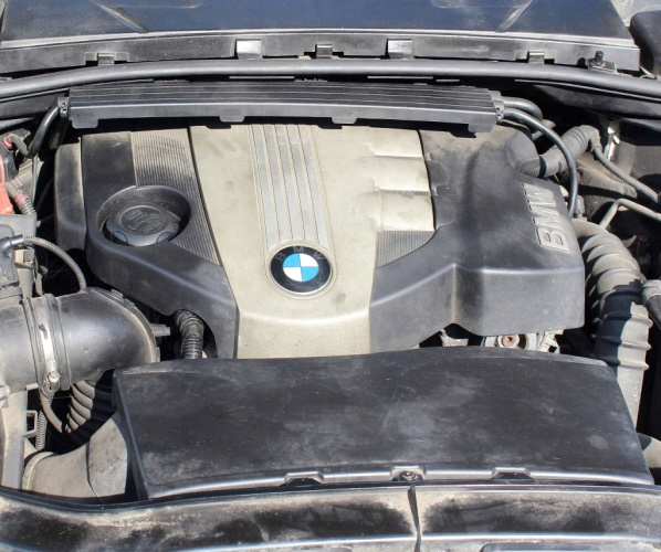 CAJA 6 MARCHAS BMW E60 E61 520D 2.0D N47 LIFT