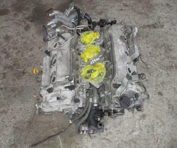 LEXUS IS 250 II MOTOR COMPL.