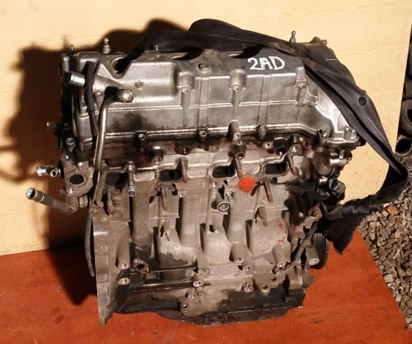 MOTOR LEXUS TOYOTA 2.2 D-CAT 2AD D4D 177KM