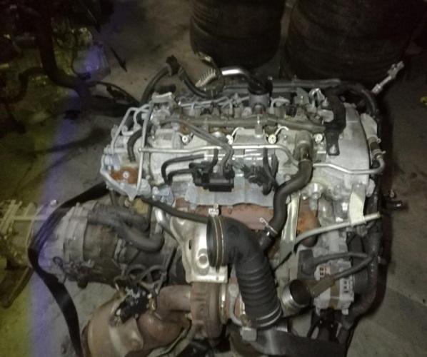 LEXUS IS 220D MOTOR COMPL. 2008