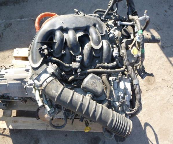 MOTOR 3.5 2GR-FSE LEXUS GS450H 2007