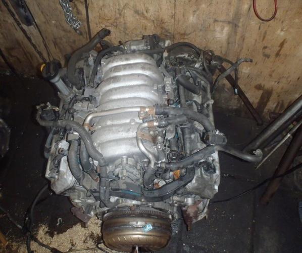 MOTOR COMPL. 4.3 VVT-I 3UZ-FE LEXUS LS430 LIFT