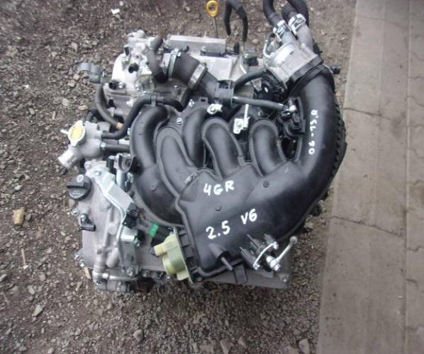 PELADO MOTOR LEXUS 4GR-FSE 2.5 V6 4GR